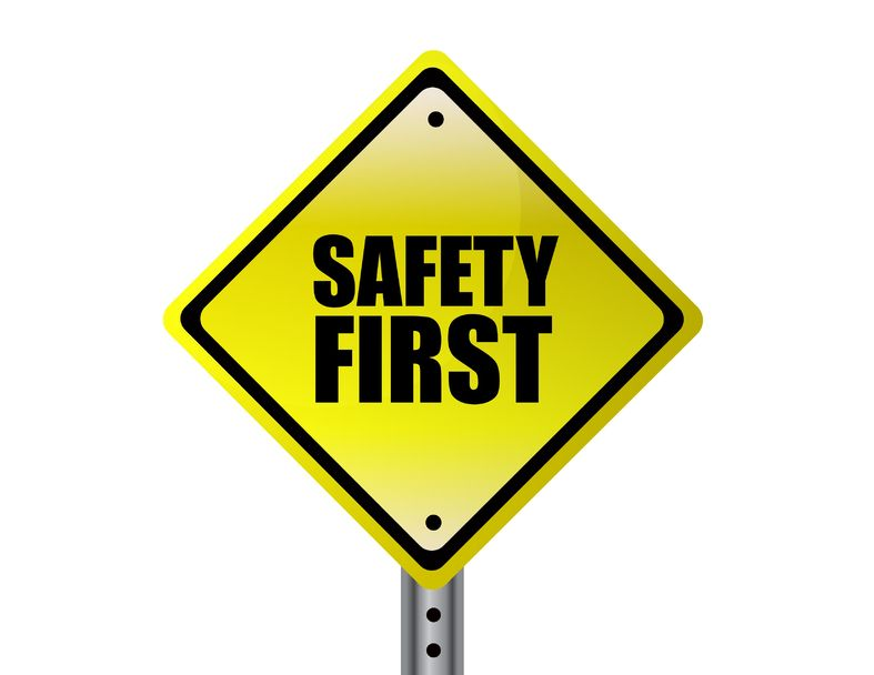 Office Safety Signs Clip Art free image.