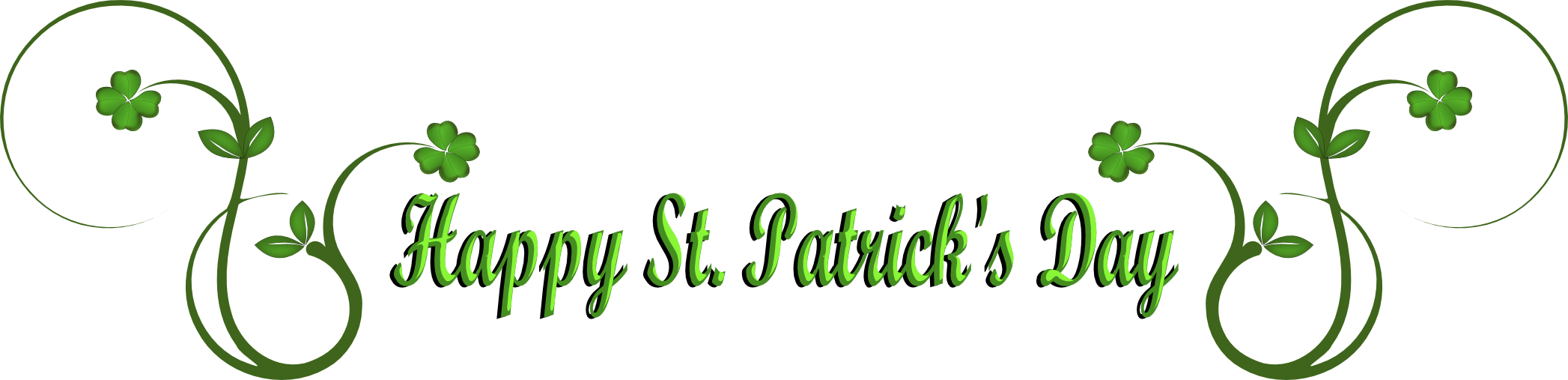 Happy St Patrick S Day Clipart Group (+), HD Clipart.