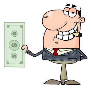 Free Salesman Clipart Image 0521.