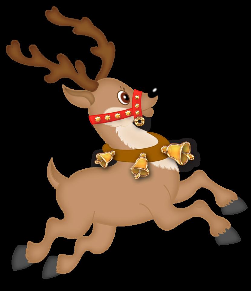 Best Reindeer Clipart #22152.