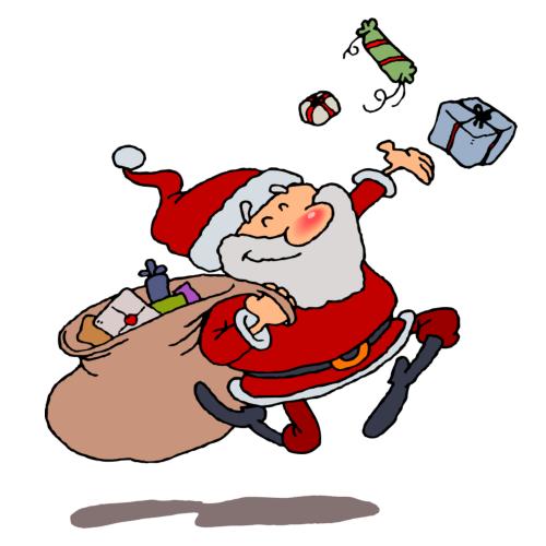 Free Santa Clipart Download.