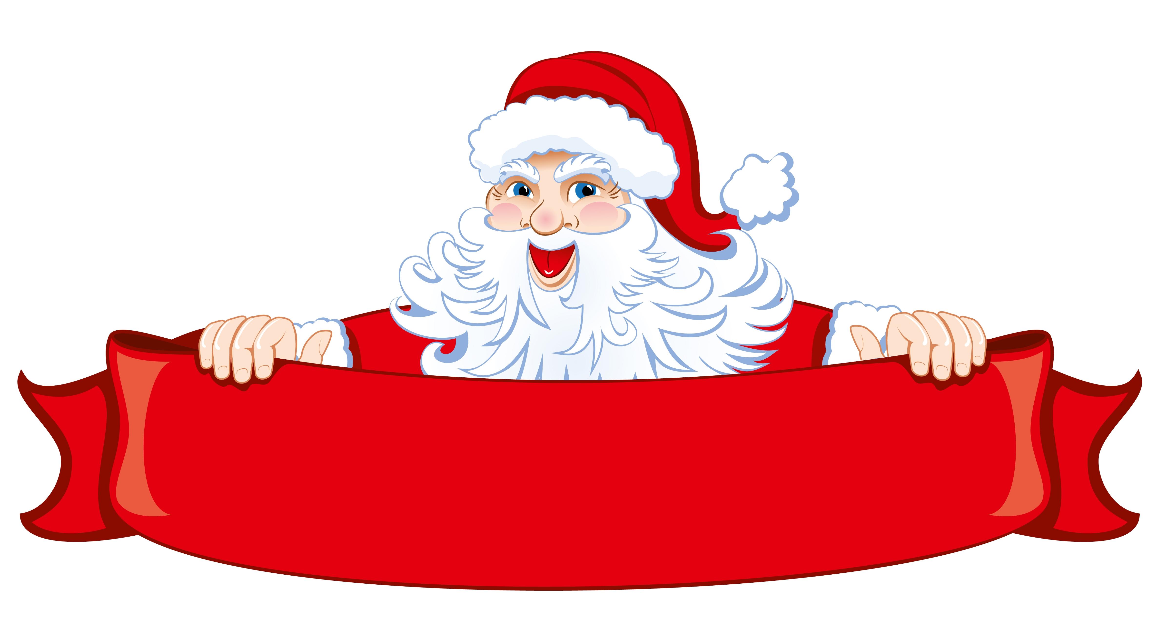 Free Santa Clipart For Mac.