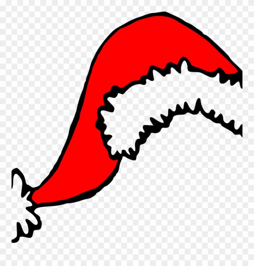 Free Santa Hat Clipart Santa Claus Cap Xmas Free Vector.