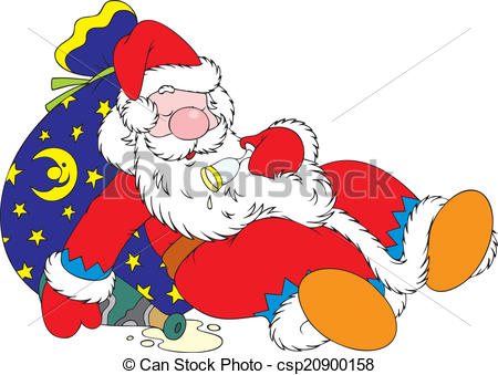 Showing post & media for Cartoon santa sleeping.