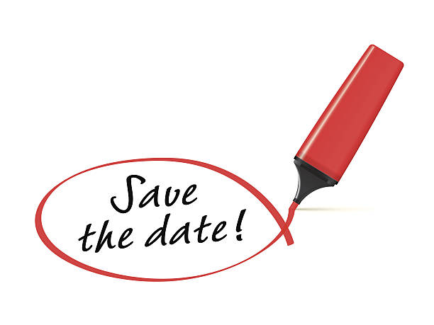 Save the date clipart 6 » Clipart Station.