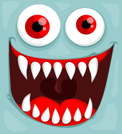 61,398 Scary Face Cliparts, Stock Vector And Royalty Free Scary Face.