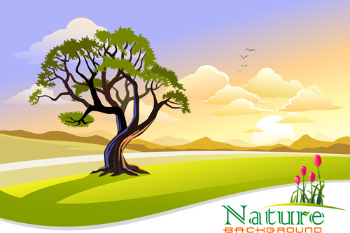 Scenery clipart background free vector download (53,297 Free.
