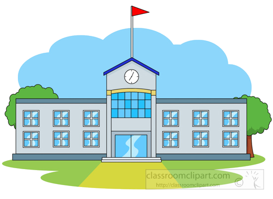 High School Clip Art Free Appealing Building About Remodel Clipart.