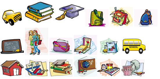 Free Clip Art Websites for School.