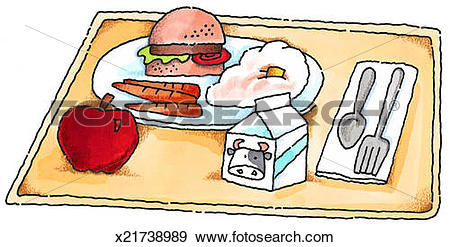 School cafeteria Illustrations and Clipart. 36 school cafeteria.