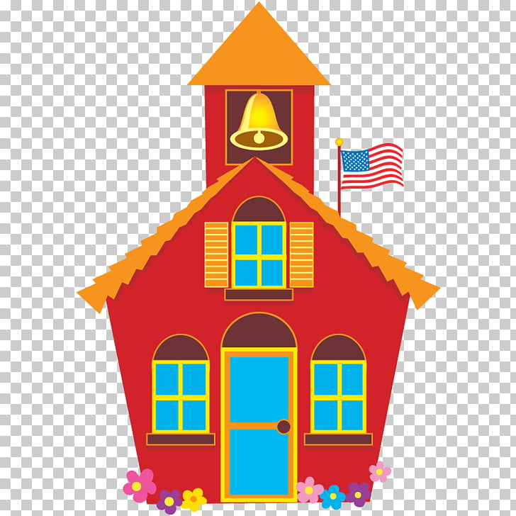 School Free content , Little Schoolhouse s PNG clipart.