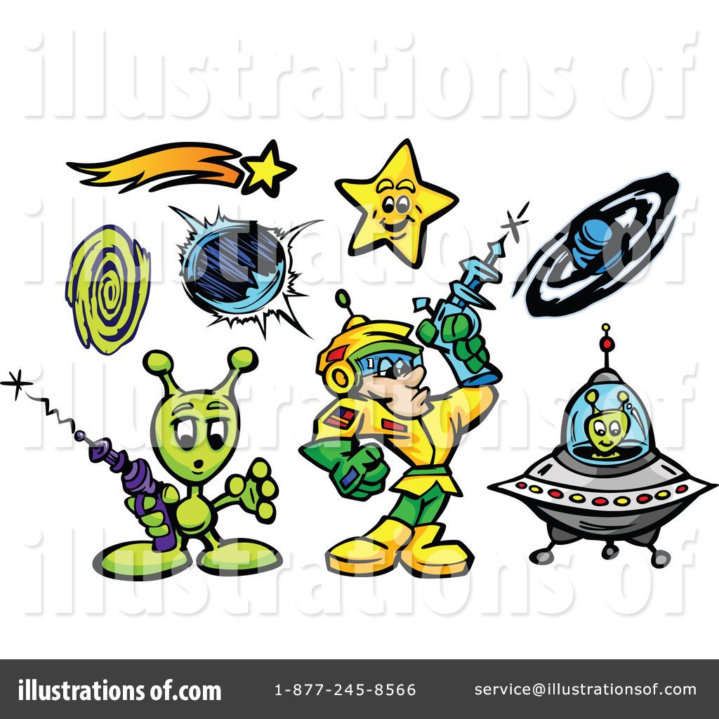 Science Fiction Clipart #1260604.