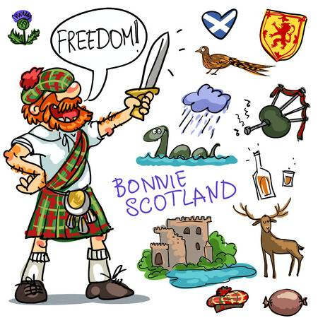 21,099 Scottish Stock Illustrations, Cliparts And Royalty Free.