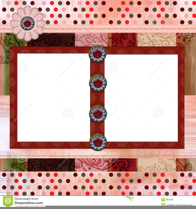Free Scrapbooking Clipart Templates.