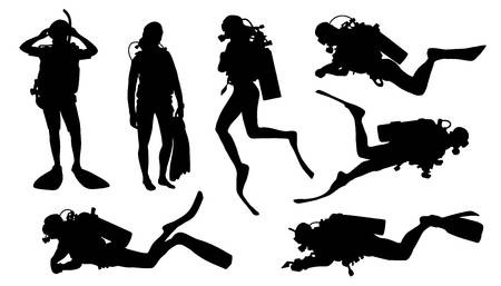17,865 Scuba Diving Stock Illustrations, Cliparts And Royalty Free.