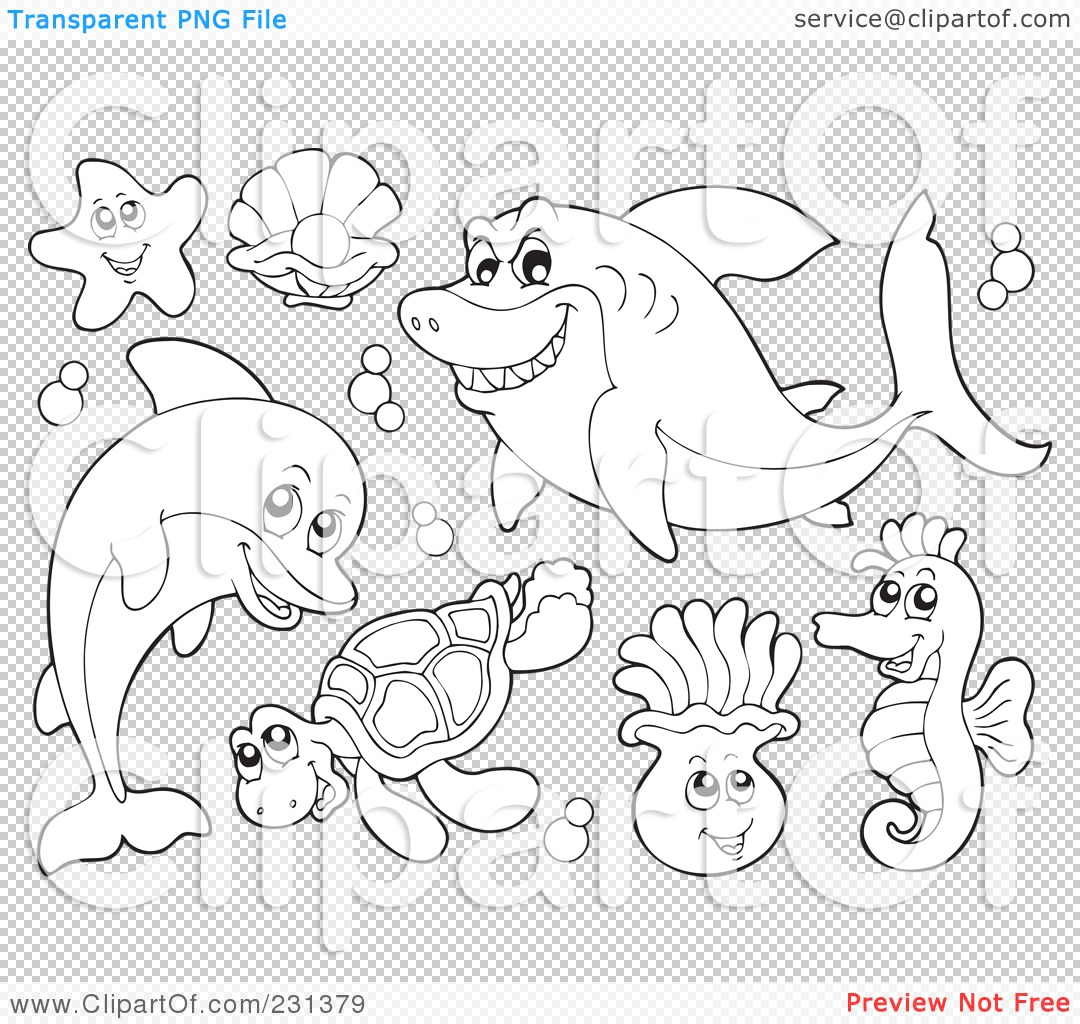 100 sea life coloring pages archives best page