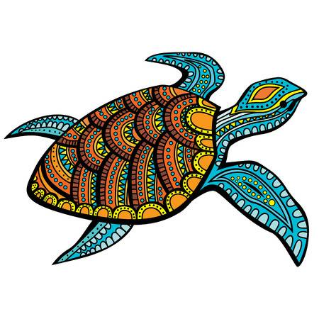 Free sea turtle clipart 4 » Clipart Station.