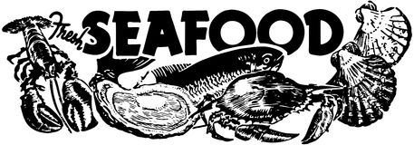 658 Seafood free clipart.
