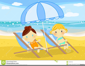 Seaside Clipart.