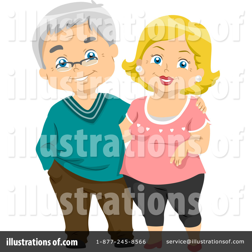 Senior Citizen Clipart #1167640.