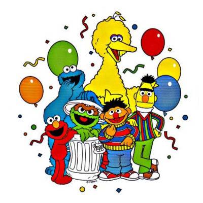 101+ Sesame Street Clip Art.