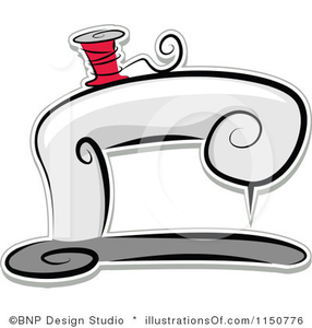 Sewing Clip Art Royalty Free Sewing Machine Clipart Illustration.