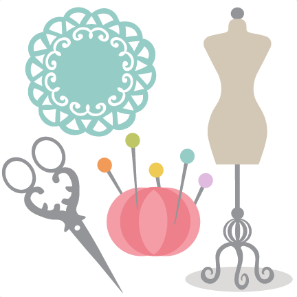 Free sewing clip art joomlacase 2.