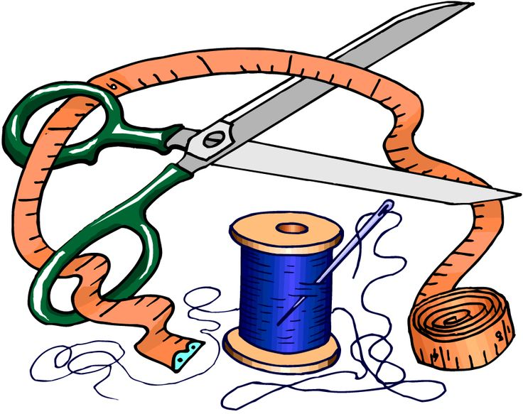 Sewing Clipart 23 Best Sewing Accessories #275767.