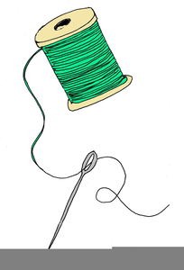 Sewing Clipart Free.