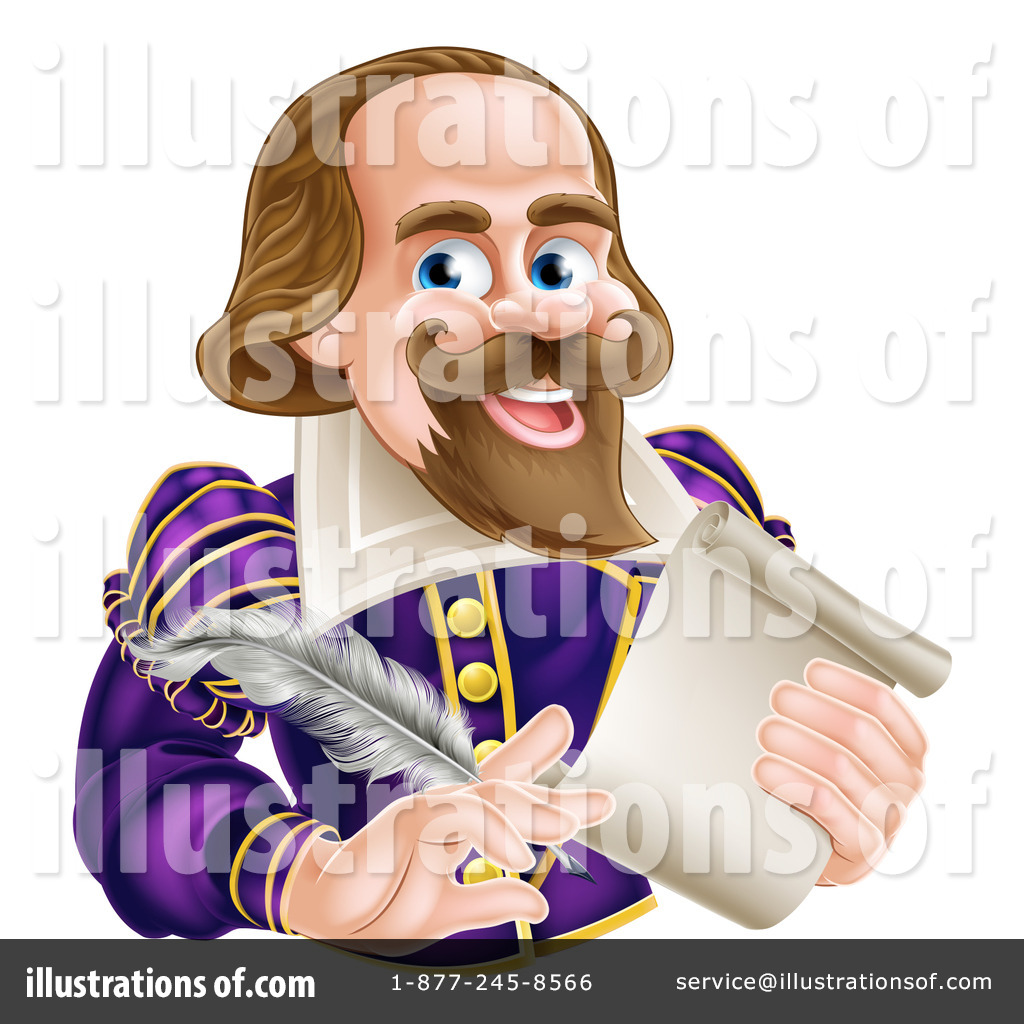 Shakespeare Clipart #1300882.