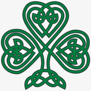 Irish Art Shamrock Clip Vector Online Royalty.