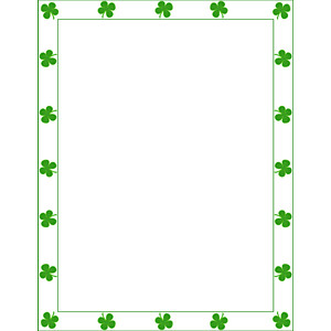 Free Shamrock Divider Cliparts, Download Free Clip Art, Free Clip.