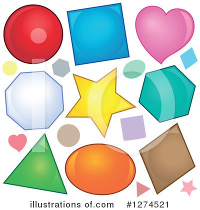 Shapes Clipart #1274520.