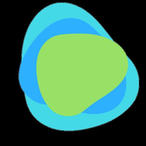 Organic shape png Free Download.
