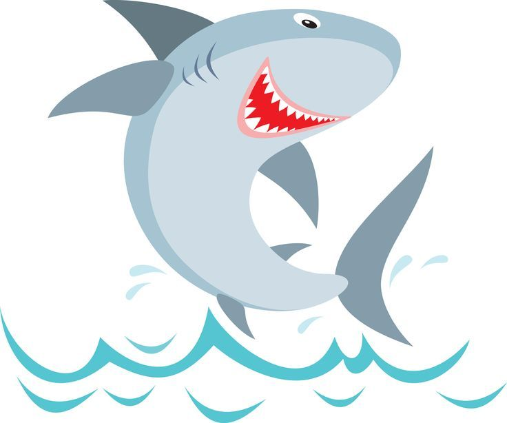 Shark clip art images free clipart images.