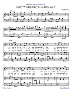 Piano Sheet Music Clipart.