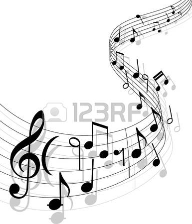 10,863 Sheet Music Stock Vector Illustration And Royalty Free.