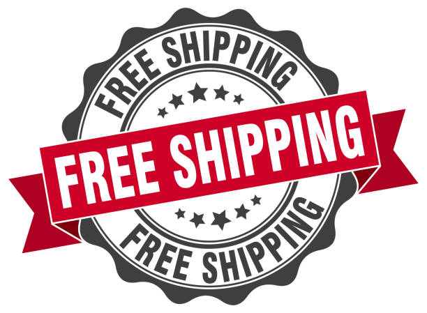 Best Free Shipping Illustrations, Royalty.
