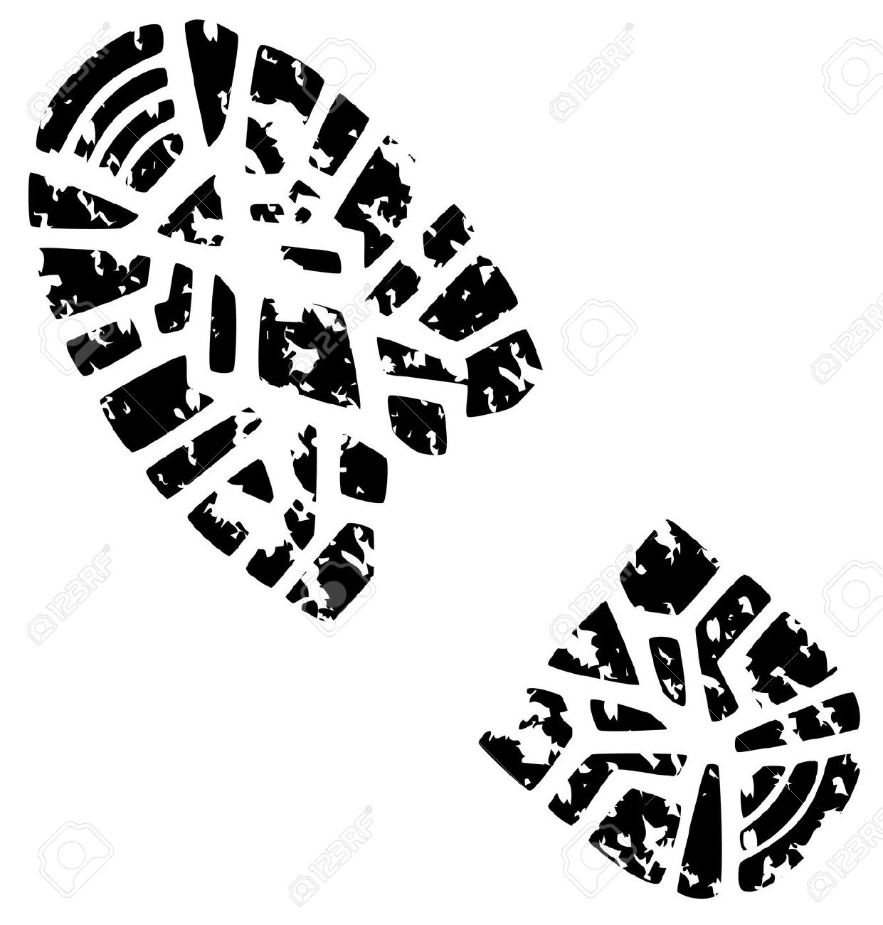Shoe Print Clip Art & Shoe Print Clip Art Clip Art Images.