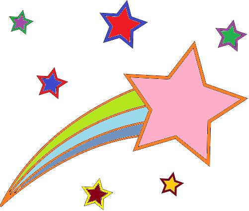 Free Shooting Star Graphics Download Clip Art Cheap Stars Original.