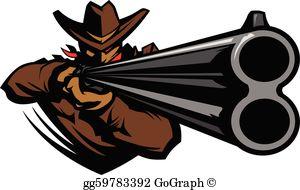 Shotgun Clip Art.