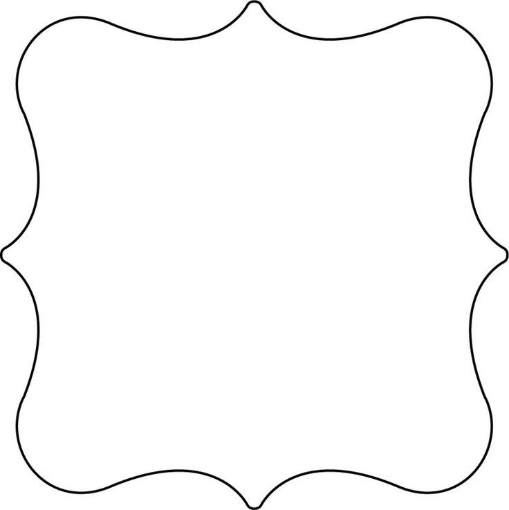 printable shapes templates best image of sign shapes.
