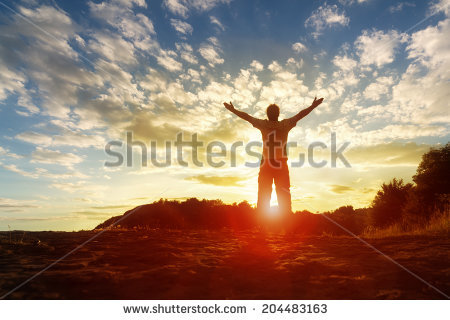 Worship Stock Images, Royalty.