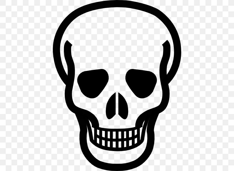 Skull And Crossbones Clip Art, PNG, 450x600px, Skull And.
