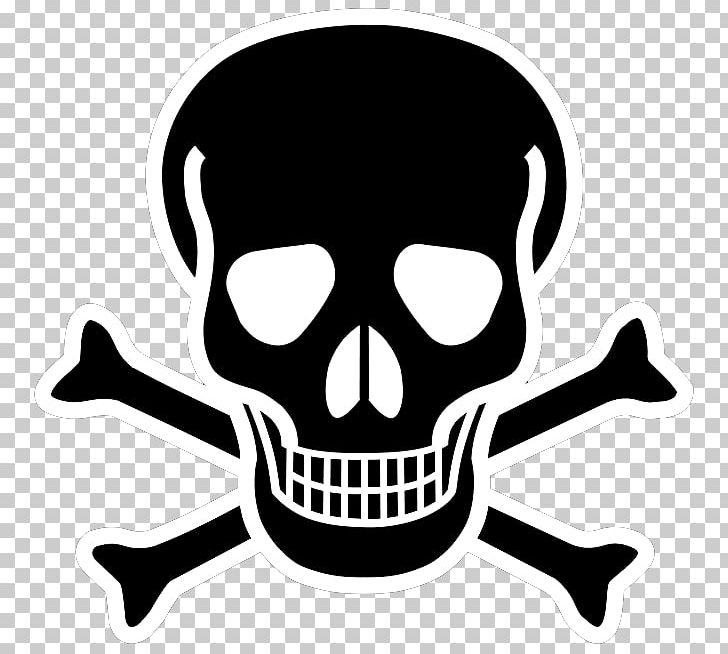 Skull And Crossbones Skull And Bones PNG, Clipart, Black And.