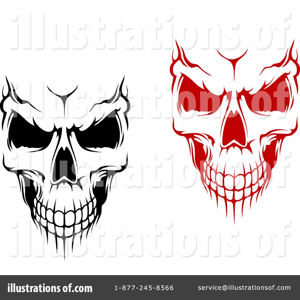 Skull Clipart #1105961.