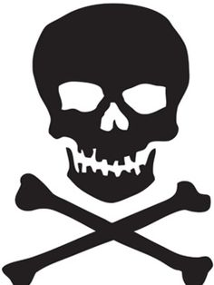 free skull poison clipart clipground