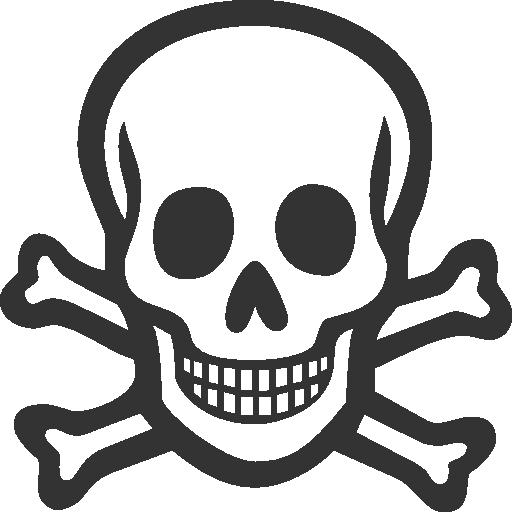 Poison Skull And Crossbones.