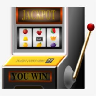 Slot Machine Cliparts.