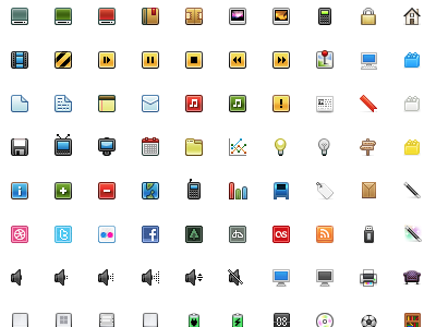 Free Small Icons Clipart and Vector Graphics.